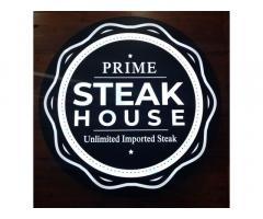 Prime Steak House SM Bacoor
