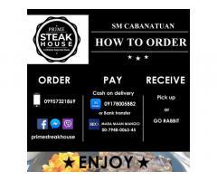 Prime Steak House Cabanatuan