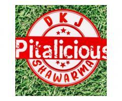 DKJ Pitalicious Shawarma