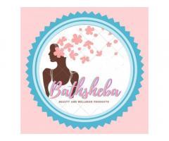 Bathsheba Beauty and Wellness Products