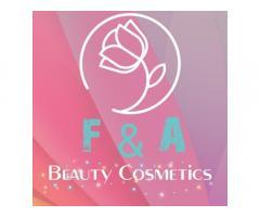 F & A Beauty Cosmetics