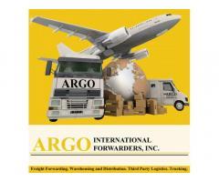Argo International Forwarders Inc.