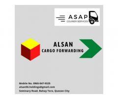 Alsan Cargo Forwarding Express, Q.C