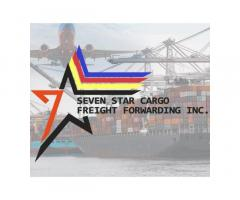 Seven Star Cargo Freight Forwarding Inc.