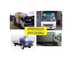 Metro Manila Trucking Services