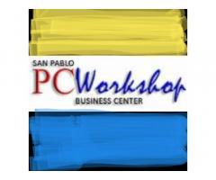 San Pablo PC Workshop Business Center