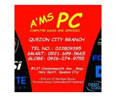 AMs PC Computer Sales And Services