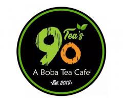 90 Tea's Boba Tea Café - Dasmariñas, Cavite