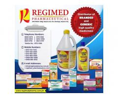 Regimed Pharmaceutical Corporation