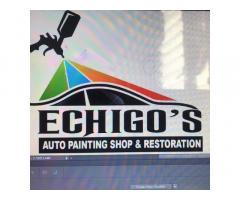 Echigo's Auto Painting Shop & Restoration