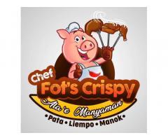 Chef Fot's Crispy