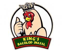 Kings bacolod inasal restaurant and music bar