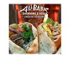 Alibaba Shawarma - Langkaan 1