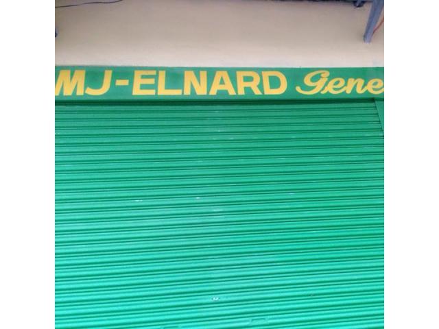 MJ - ELNARD General Merchandise and Construction Supplies
