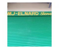 MJ - ELNARD General Merchandise and Construction Supplies