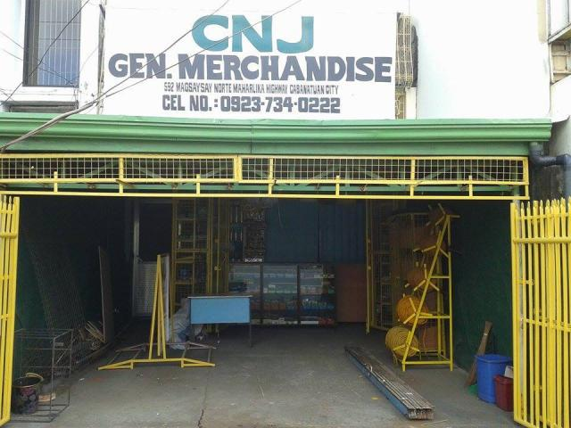 CNJ General Merchandise