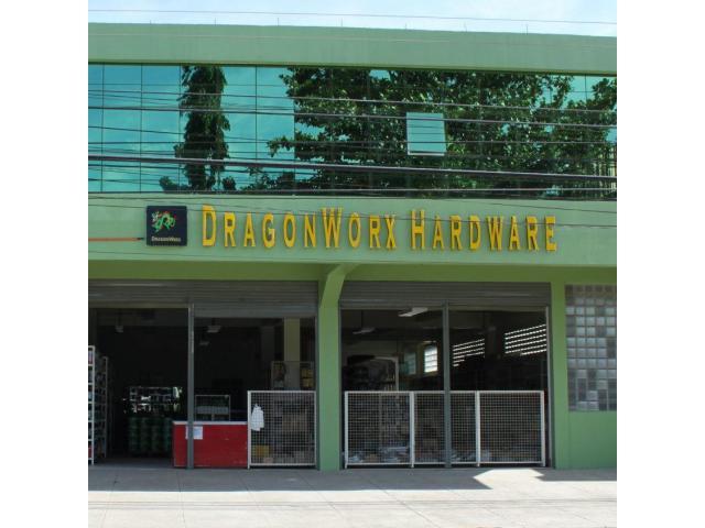 DragonWorx Hardware Bayawan City Neg. Or.