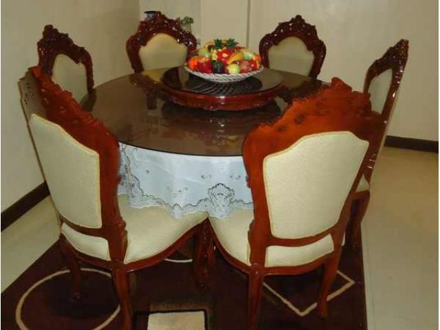 Ofelia Narra Furniture