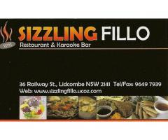 Sizzling Fillo Restaurant & Karaoke Bar