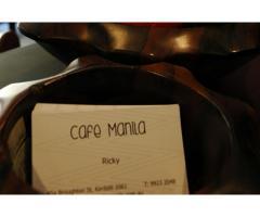 Cafe Manila