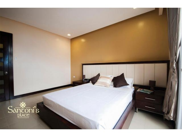 Santoni's Place 2 bedroom 80sqm furnished unit near Ayala,SM