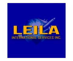 Leila International Services Inc.