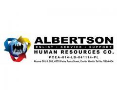 Albertson Manpower