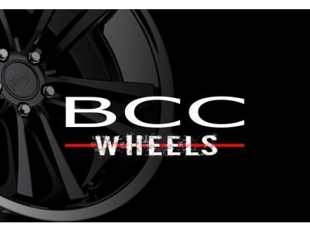 BCC Chrome Wheels City