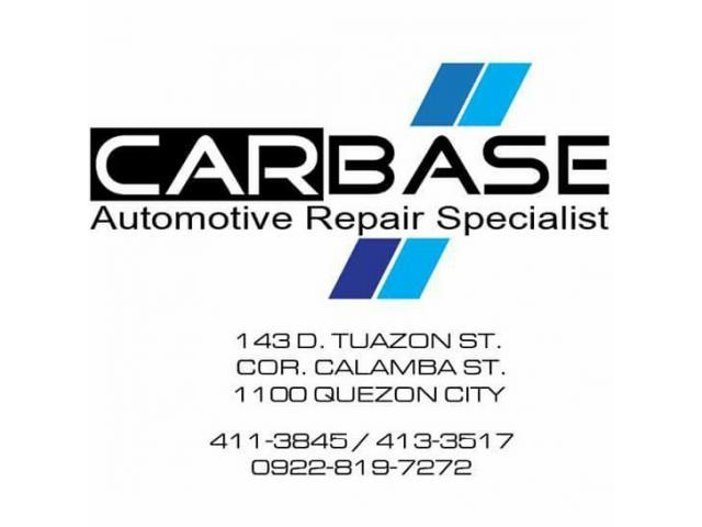 Carbase Automotive Repair Specialist