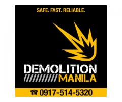Demolition Manila