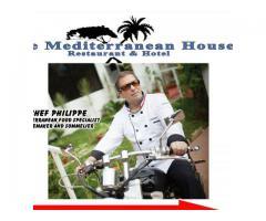 The Mediterranean House Restaurant & Hotel
