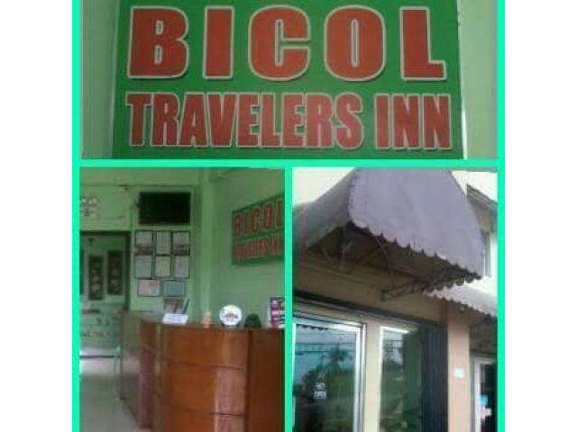 Bicol Travelers Inn Hotel
