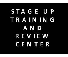 Stage Up Training and Review Center Inc.
