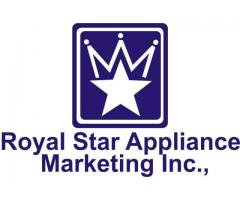 Royal Star Appliance Marketing Inc.