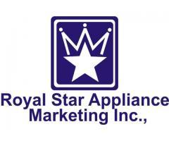 Royal Star Appliance Marketing Inc.