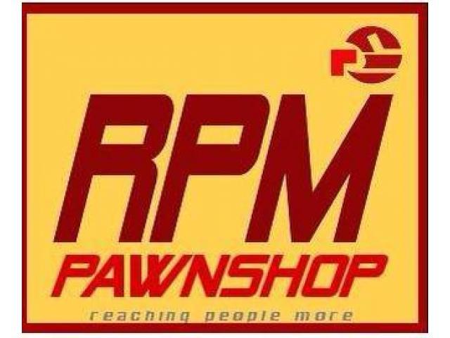 RPM Pawnshop Gadgets Online