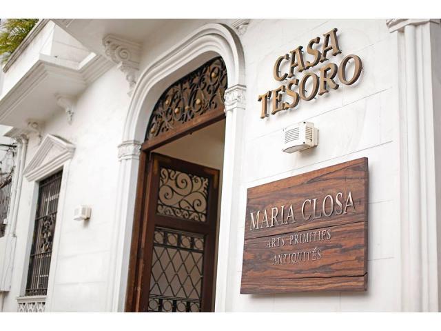 Maria Closa Primitive Arts