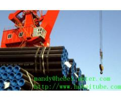 seamless steel pipe supply