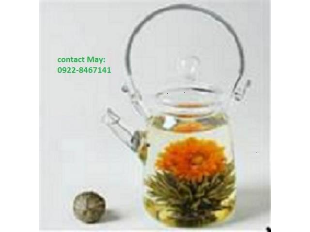 MDB Blooming Flower Tea shop