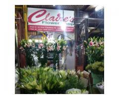 Claire's Flower Shop