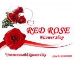Red Rose Flower Shop