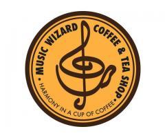 Music Wizard Coffee & Tea Shop