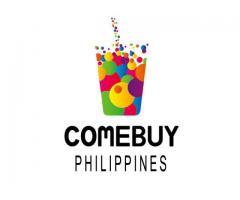 Comebuy Tea Shop Philippines