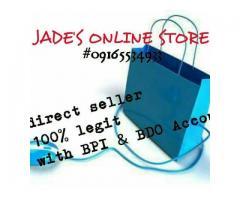 Jade's Online Store