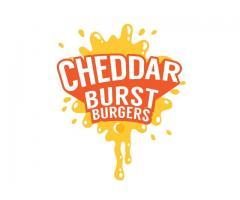 Cheddar Burst Burgers Marikina Lilac St.
