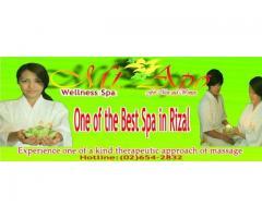Mt.Apo Wellness Spa - Marikina Branch