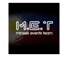 Mineski-Events Team