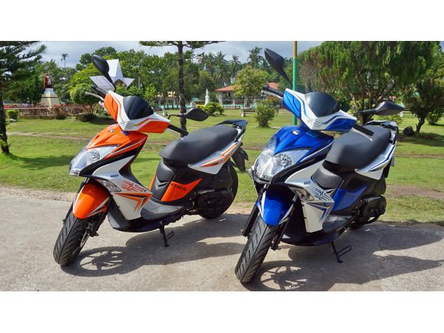 Bohol Motorcycle - Scooter Rentals