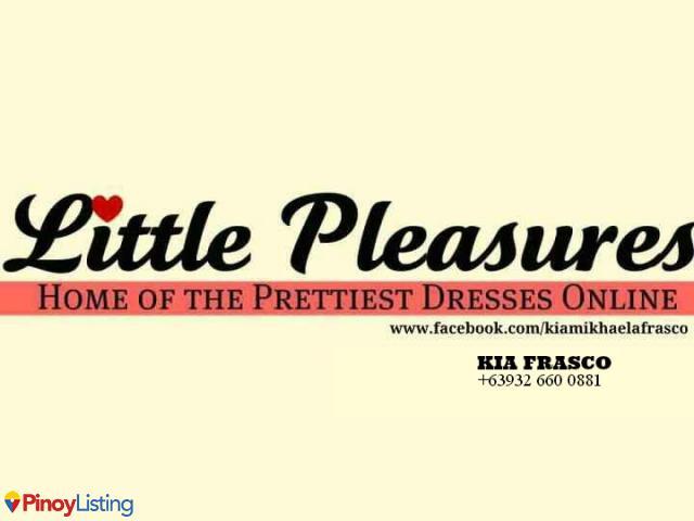 Little Pleasures' Online Shop