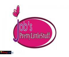 Job's Pretty Little Stuff - Invitations, Souvenirs & Favors